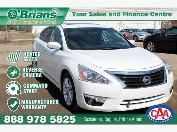 2015 Nissan Altima 2.5 SV w/Mfg Warranty