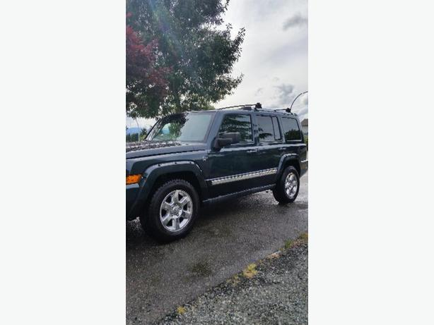 2006 Jeep Commander Limited *Price drop*