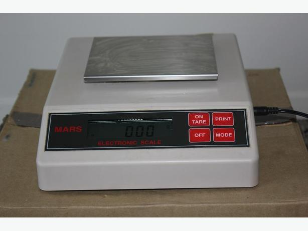 Commercial Mars Precision Electronic Scale