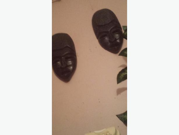 ceramic masks