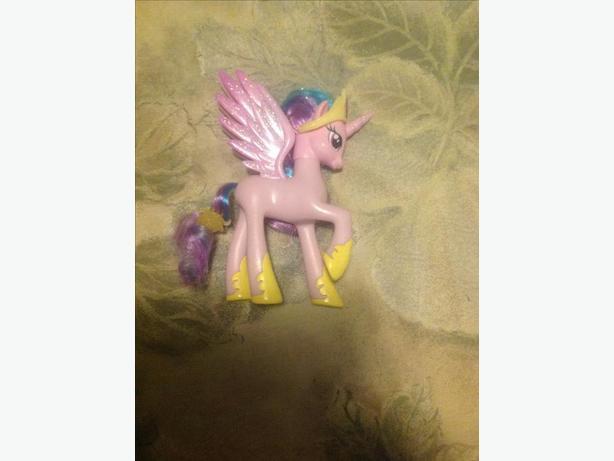 My little pony children's toys