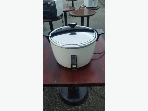 restaurant rice cooker