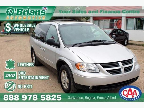 2006 Dodge Grand Caravan SXT - Wholesale Unit, No PST! w/DVD