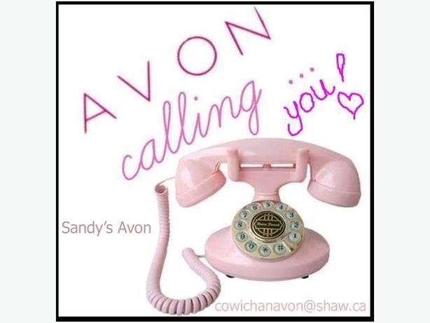 Avon calling YOU