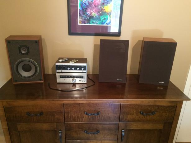Very cool and retro system!!