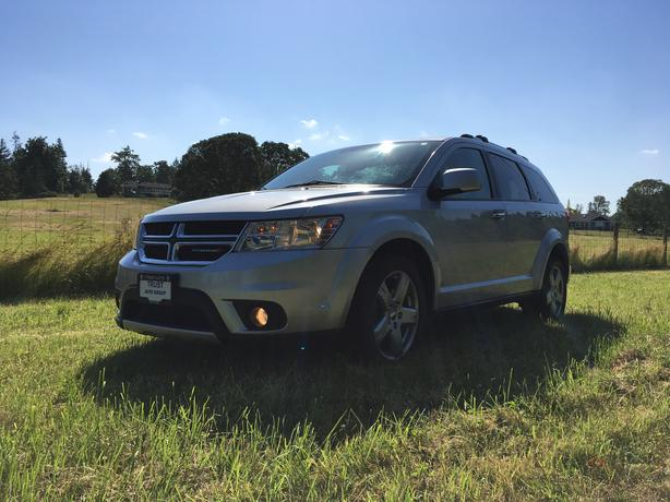 Drive In Style! Dodge Journey R/T