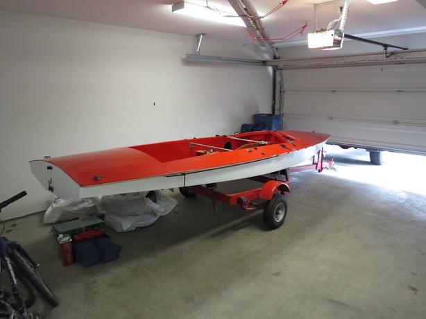 Fireball Sailboat For Sale!