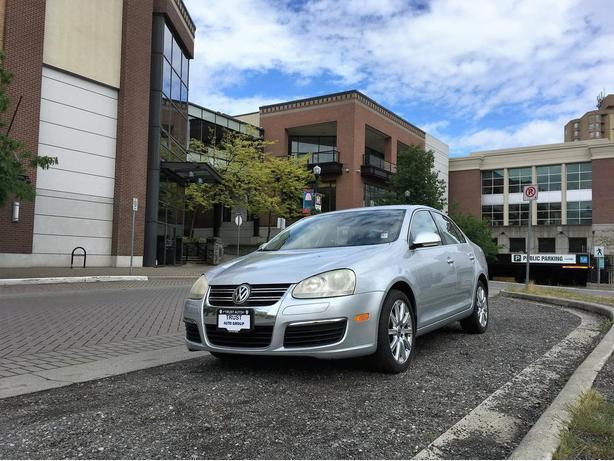 VW Jetta, Accident free, Save time, Save money - Trust Auto