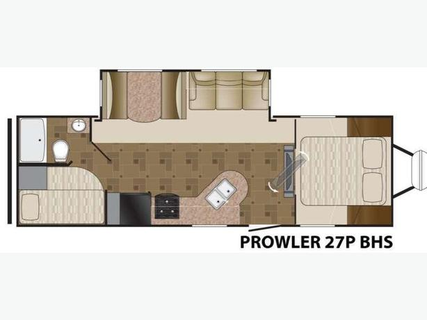 2012 prowler travel trailer by heartland