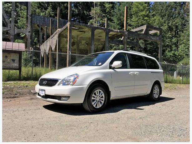 2014 Kia Sedona, Accident free - Save time, Save money - Trust Auto