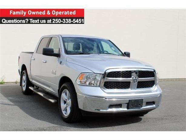 2016 RAM 1500 SLT 4x4 Crew Cab 5.6 ft. box
