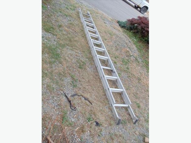 22ft extension ladder
