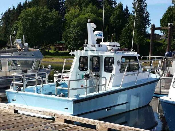 Sport Fishing / Crew Boat for Sale - 2007 Silver Ships - Ocean Star