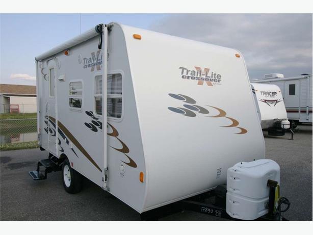 2009 R-VISION TRAIL LITE TLX 160