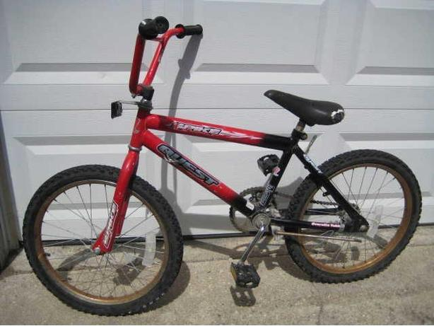 ★ Quest Spike BMX Single Speed Bike ★