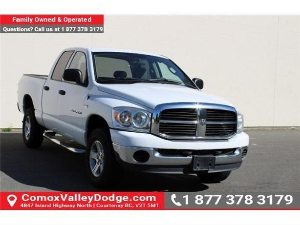 2007 Dodge Ram 1500 SLT/TRX4 Off Road/Sport 4x4 Quad Cab