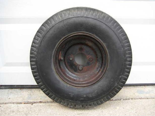 ★ 6.9-6-9 Kenda Trailer Tire , New ★