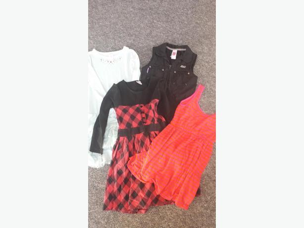Size 8-10 girl's clothing