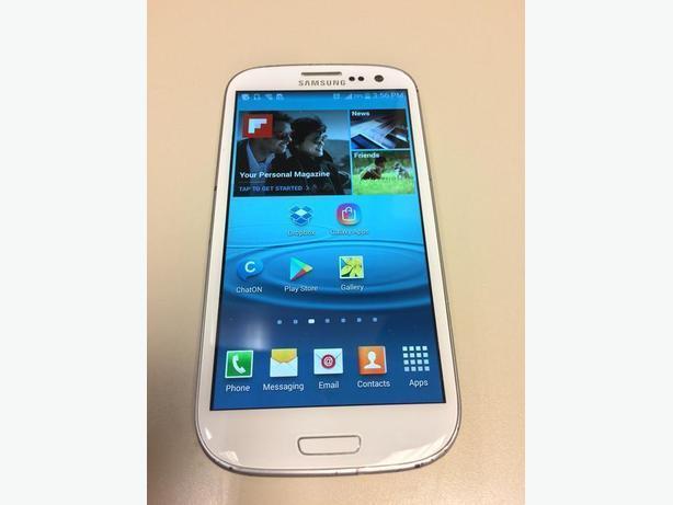 Samsung Galaxy S3 (unlocked)