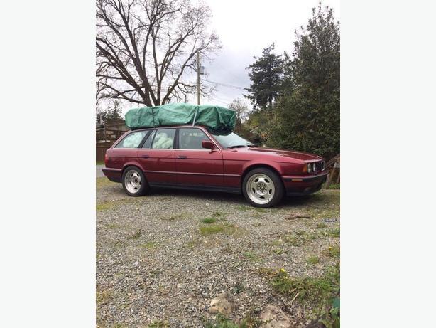 1992 BMW 525i Wagon