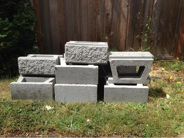 retainer wall blocks