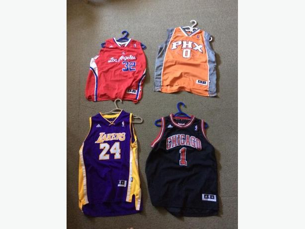 Childrens Basketball Jerseys