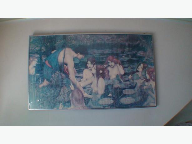 Greek Myth Print