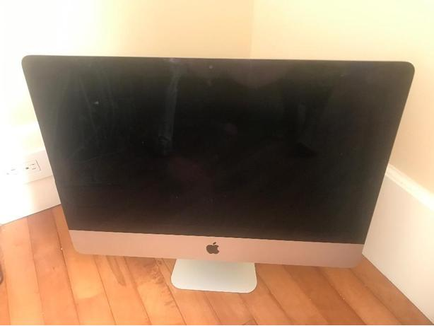 21.5 inches , Late 2012 iMac