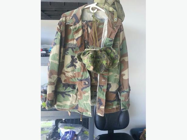 Camoflauge Clothing