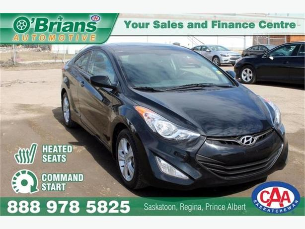 2013 Hyundai Elantra Coupe w/Command Start