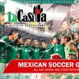 Watch Mexico vs Honduras Game on Big Screen in Gastown