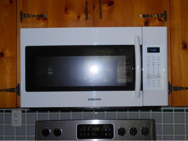 1.8 Samsung Microwave