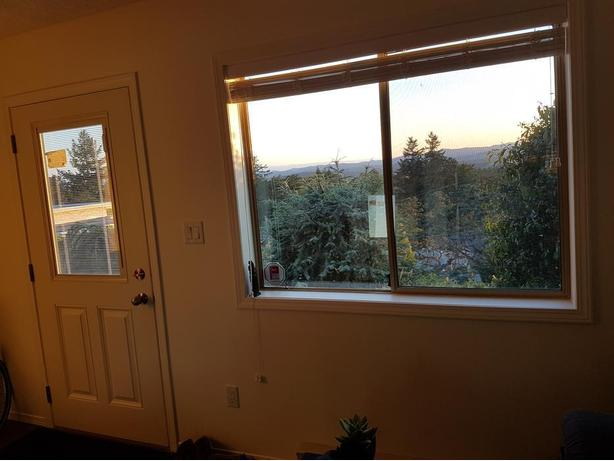 Bright 1-Bedroom Suite with view in well maintained house - avail immediately
