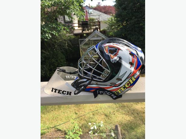 ITECH Profile 1000 mask **$200+ NEW**