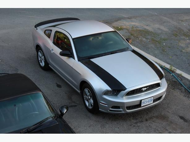 2014 Mustang Coupe