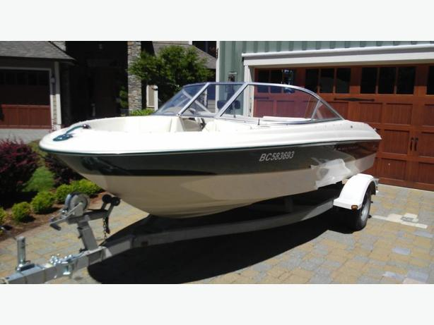 2002 Bayliner Capri  18.5 FT