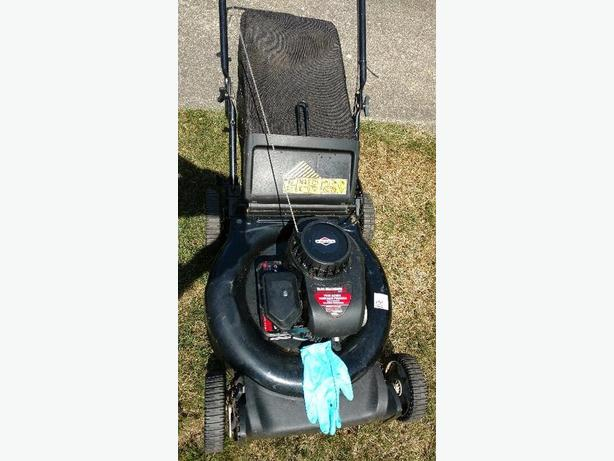 3 LawnMowers for price of 1