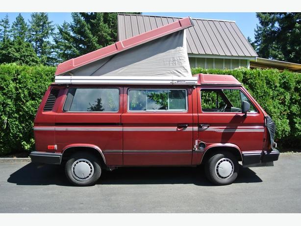 1988 Volkswagen Westfalia Vanagon