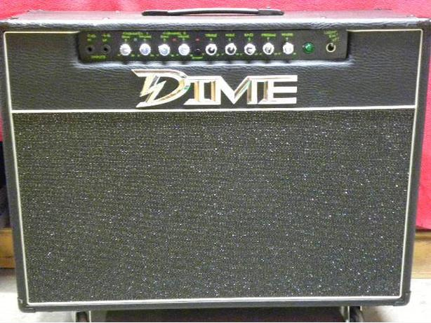 The Dime combo guitar amp by Dime Amplification