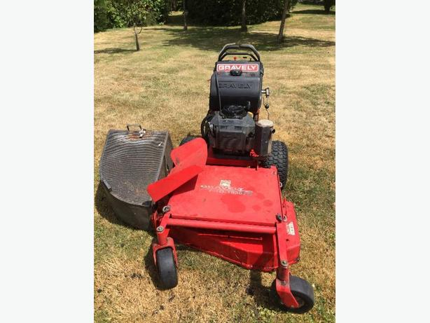 Gravely Commercial Mower