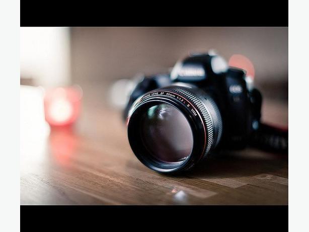 Canon 85mm F1.2 L Mk II
