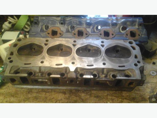 Ford small block heads D00E&