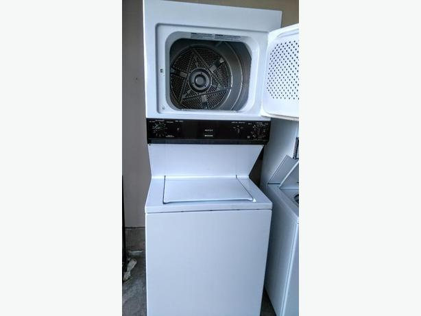 Frigidaire stacker washer and dryer