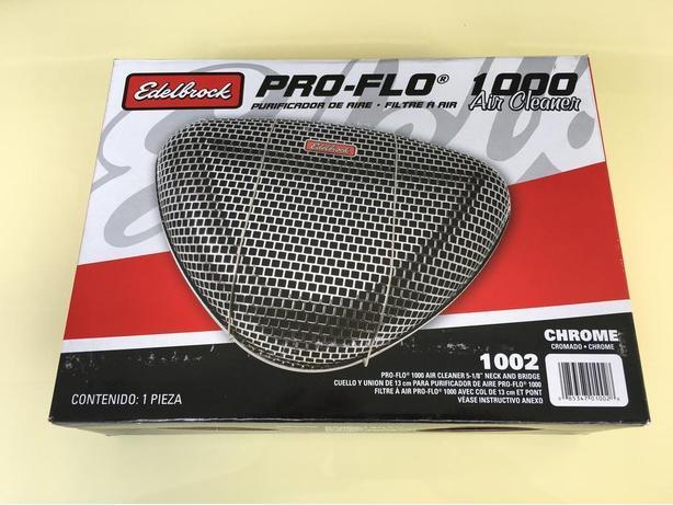 Edelbrock Pro-Flo 1000 Air cleaner