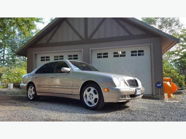 2002 Mercedes Benz E430 4matic
