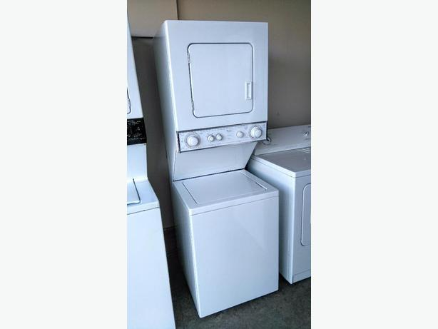 whirlpool stacker washer and dryer