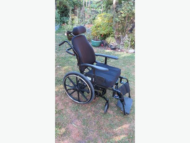 Orion II Tilt Wheelchair