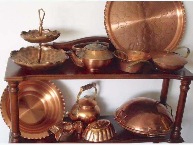 PRICES SLASHED......on Vintage COPPER Pieces...Various prices