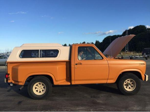 ON HOLD - 1980 Ford F100 Custom - Stepside Shorty