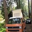 1984 vw vanagon westfalia full camper $20,000